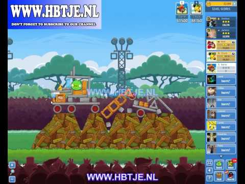Angry Birds Friends Tournament Level 5 Week 89 (tournament 5) no power-ups