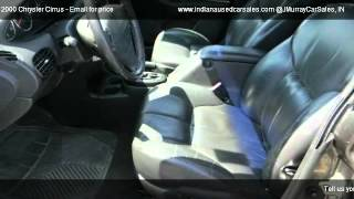 2000 Chrysler Cirrus LXi Sedan 4D - for sale in LAFAYETTE, IN 47905 videos