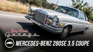 1971 Mercedes-Benz 280SE 3.5 Coupe - Jay Leno's Garage. Watch online.