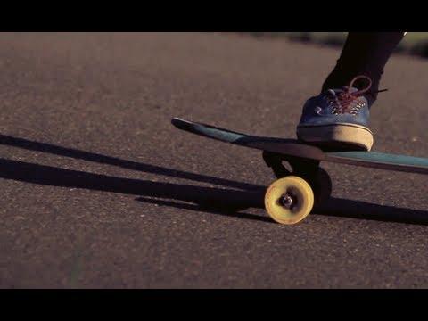 Longboarding: Mr.Sandman