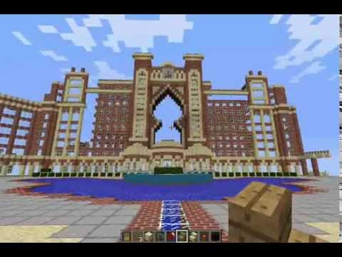 The Biggest House In The World In Minecraft u555u | images: worlds biggest house on minecraft