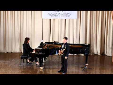 GOLDEN SAXOPHONE 2015 Kenta Igarashi – P.Iturralde , Pequena Czardas