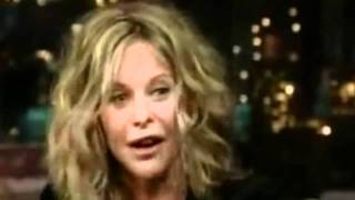 Meg Ryan talking about Daisy on David Letterman show. view on youtube.com tube online.
