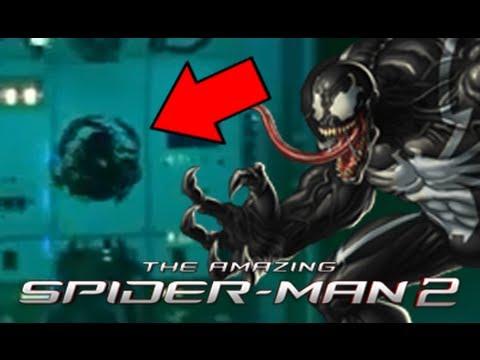 Symbiote In The Amazing Spider-Man 2 Alternate Final Trailer