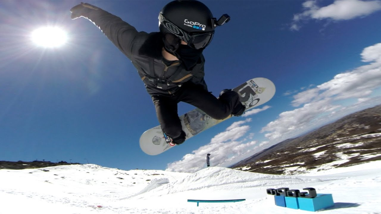 Video: Shaun Flippin' White – Private Pipe by GoPro