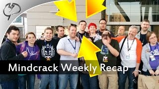 Mindcrack Weekly Recap, July 4th-10th
