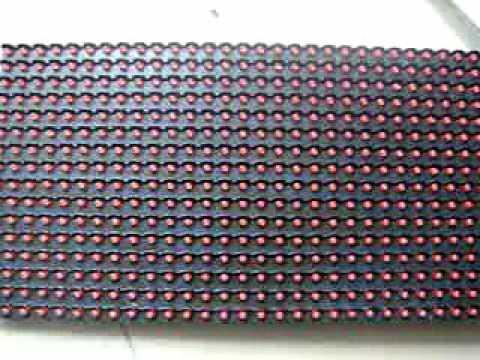 LED-MATRIX - LED Ma trận - Kit học quang báo - Dạy thi công màn hình LED - TECHPAL.VN