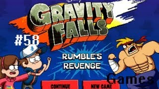 Games: Gravity Falls Rumble's Revenge (Part 1)