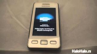 Samsung S5260 dekodiranje pomoću koda