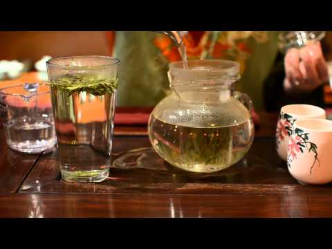 Shi Feng Long Jing- Green Tea Brewing Guide