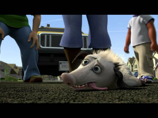 Over The Hedge Full Movie
