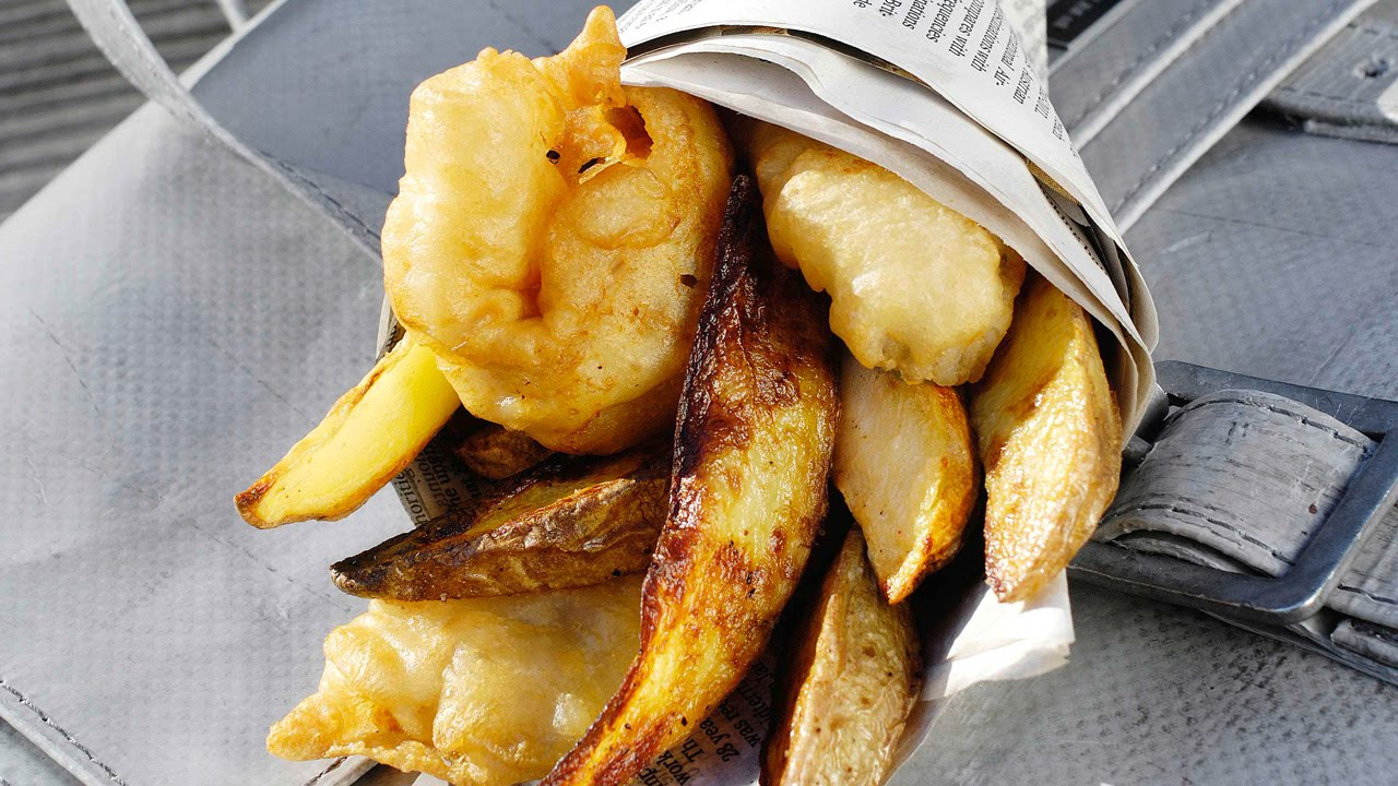 Fish 39 n 39 chips von betty bossi youtube for Bettys fish and chips