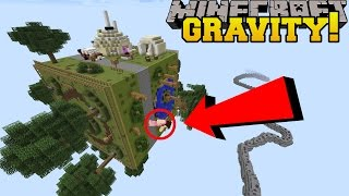 Minecraft: THIS PLANET HAS REAL GRAVITY!!! - Dragon Ball Z - Custom Map [1]