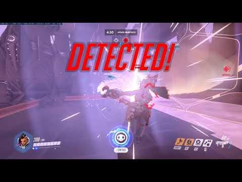 Overwatch Anubis Attack - Sombra