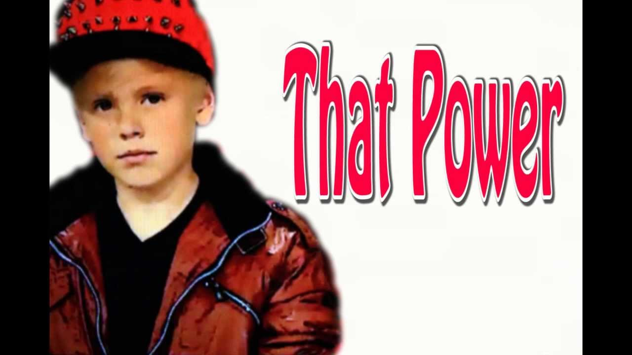 Justin Bieber And Will I Am will.i.am -That Power ...