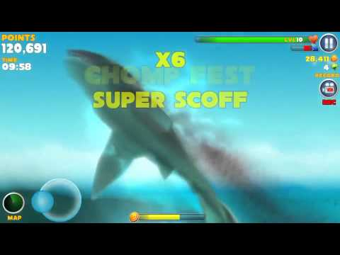 Hungry Shark Evolution: Giant Electro Shark
