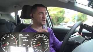 VW Golf vs Seat Leon 2013 test de consum by Buhnici