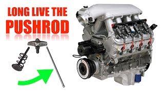 5 Reasons Pushrod Engines Still Exist