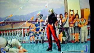 The King Of Fighter 2002 Bug Rugal