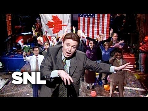 Mike Myers Monologue - Saturday Night Live