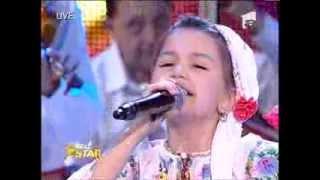 "Ingrid Boengiu ""Foaie Verde, Trei Alune"" Next Star"