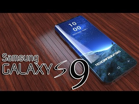 Samsung Galaxy S9 with 95% Screen to body ratio,Snapdragon 845 ,Welcome to the future !!!!