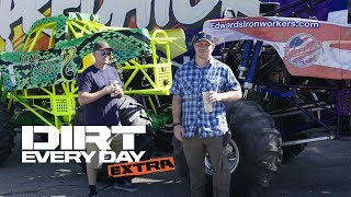Truck Mania Special: Mini Monster Trucks! - Dirt Every Day Extra. MotorTrend.