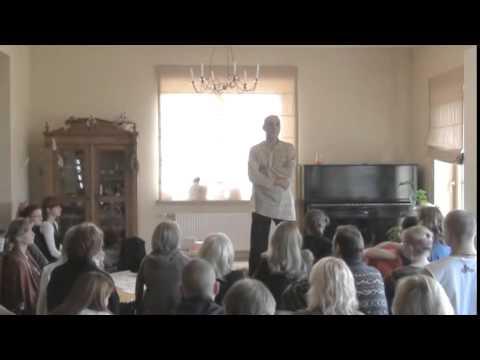 Илья Беляев. Тренинг по йоге и психотехникам (11.2009), ч.1