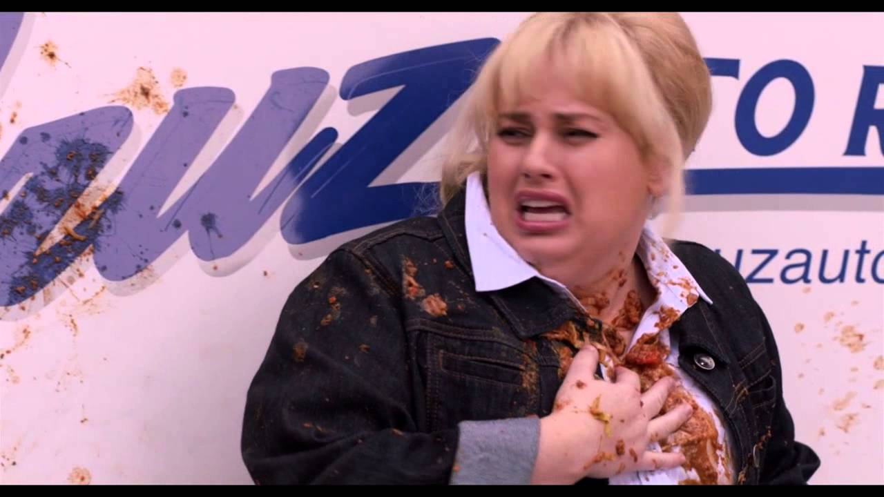 Speaking, Fat amy pitch perfect topic Completely