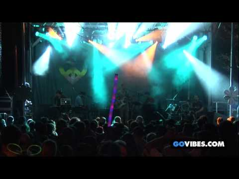 "Papadosio performs ""Magreenery"" at Gathering of the Vibes Music Festival 2013"