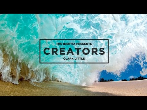 Surf Photographer Clark Little on Staring Down Shorebreak to Get the