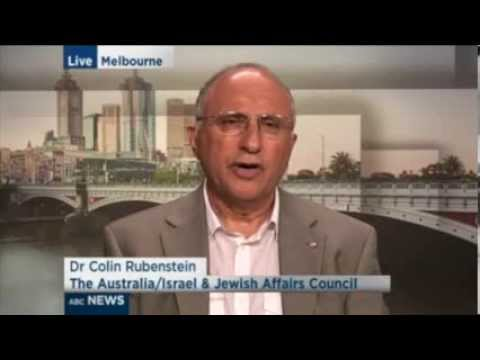 Dr Colin Rubenstein on the death of Ariel Sharon