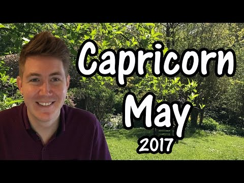 Capricorn May 2017 Horoscope | Gregory Scott Astrology