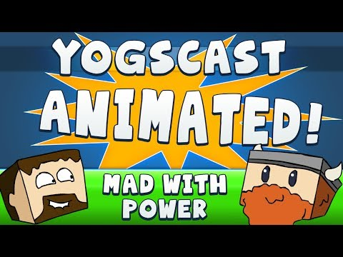 Simon goes Mad With Power - Tekkit Animated