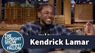 Kendrick Lamar Doesn't Want to Surpass Michael Jackson