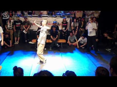 Popping Top 4 | Hoan VS Jaygee | Feel The Funk Vol.7