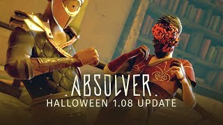 Absolver - Halloween 1.08 Update