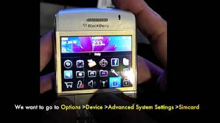 How To Unlock Blackberry Bold 9650 INSTANTLY From Verizon