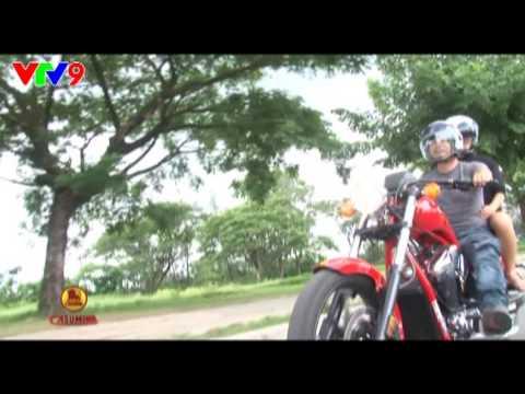 Xe và Phong cách - Nguyễn Phan Quân & Lương Thị Mai - Honda Fury 2013