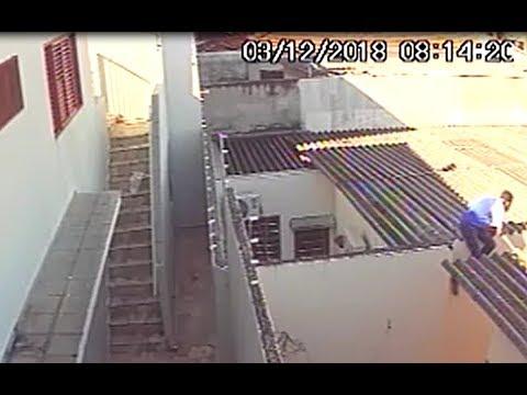 Ladrões tiram o sonho de vizinho de casa desocupada em Marília
