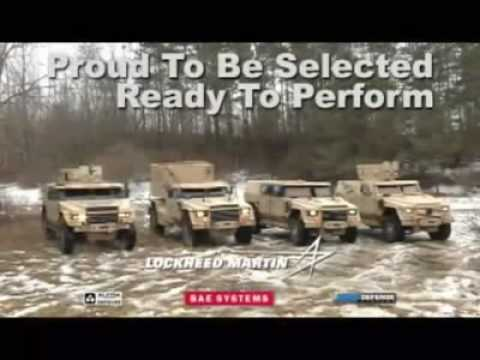 Military Vehicles USA Joint Light Tactical Vehicle JLTV Prototypes Lockhe
