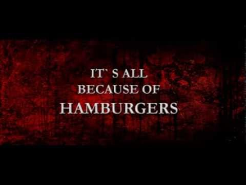 Pulp Fiction Hamburgers Mash Up