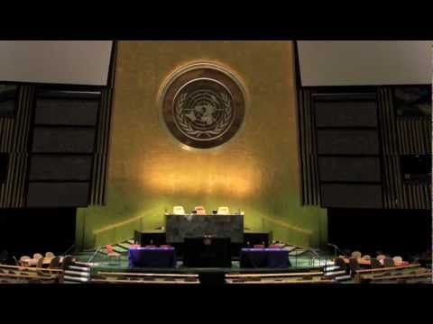 Global Gun Grab on Track Following UN Arms...
