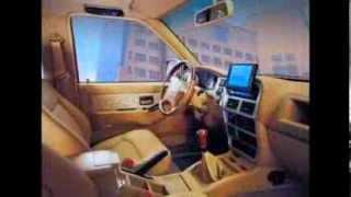 """:ჩინური ავტომობილები:.  ჯიპი """"GREAT WALL RUV SING""""."""