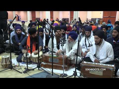 Bhai Gurmeet Singh (L.A.) - Bay Area Smagam 2014 - Rehansbhai
