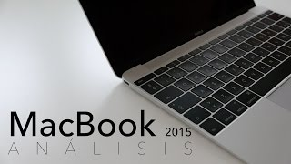 Macbook 2015, análisis