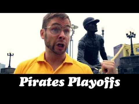 PITTSBURGH DAD: PIRATES PLAYOFFS!