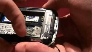 Tutorial 01 Poner El Chip, La Pila Y La Memoria Micro SD