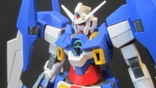 MG Gundam Age-2 Normal announced! Master Grade 1/100 kit revealed at Shizuoka Hobby Show view on youtube.com tube online.