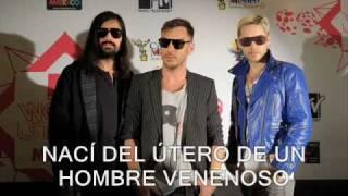 30 Seconds To Mars Night Of The Hunter (en Español